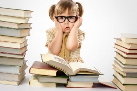 az olvasás leül